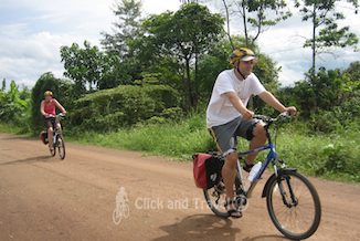 10-day unsupported bicycle tour around Chiang Mai Thailand image