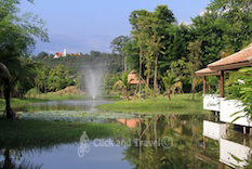 3-day unsupported bicycle tour east of Chiang Mai Thailand image
