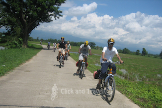 3-day unsupported bicycle tour around Chiang Mai Thailand image