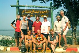fietsvakanties in noord Thailand: foto