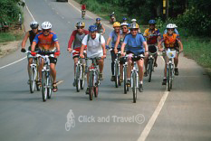 Cycling in Chiang Mai image